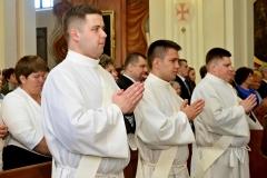 Święcenia prezbiteratu - Drohiczyn 3.06.2017 r. 020 (Copy)