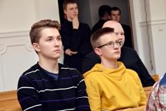 Adoracja dla młodzieży 18.02.2016 22
